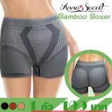 ความคิดเห็น Anna S Secret Bamboo Boxer กางเกงในเส้นใยเยื่อไผ่เก็บหน้าท้อง ทรง Boxer