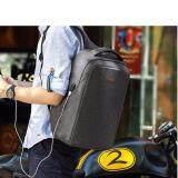 ขาย Anti Theft Shoulder Bag Tigernu Dark Grey 15 Inch ออนไลน์ Thailand