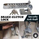 ขาย ซื้อ Anti Theft Stealing Brake Clutch Car Security Lock Safe System Stainless Steel Intl ใน จีน