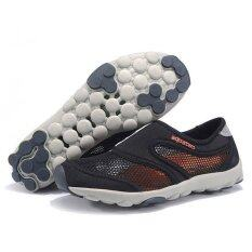 ขาย Aqua รองเท้าแห้งเร็ว สำหรับเล่นน้ำ รองเท้าลุยน้ำ รองเท้าลำลองแฟชั่น รุ่น S503 สีดำ