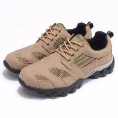ขาย รองเท้าหนังแท้ Aquatwo รุ่น S279 มีช่องระบายอากาศ สีครีม Aquatwo ถูก