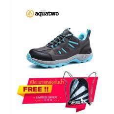 ราคา รองเท้าวิ่งเทลและเดินป่า Aquatwo Sport รุ่น S304 ฟรีกระเป๋าเป้กันน้ำ มูลค่า 390 บาท ใหม่