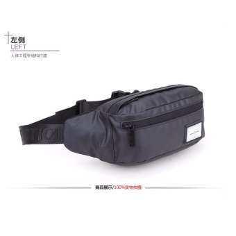 Arctic Hunter Waterproof Cycling Running Sports Waist Packs belt bag กระเป๋าคาดเอว กระเป๋าวิ่ง กระเป๋าสะพาย เท่ๆ รุ่น YB14001 (สีดำ)-