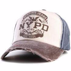 ขาย Areeya Shop หมวก เบสบอล หมวกแก๊ป ปรับขนาดได้ ขาว น้ำเงิน Baseball Cap7 Twotone กรุงเทพมหานคร