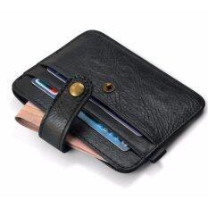 ขาย ซื้อ Areeya Shop กระเป๋าใส่บัตรเครดิต บัตรประจำตัวประชาชน สีดำ Wallet And Purse 219 Black ใน กรุงเทพมหานคร