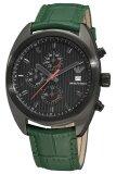 ขาย Armani นาฬิกาข้อมือ สีเขียว สายหนัง รุ่น Ar5936 เป็นต้นฉบับ