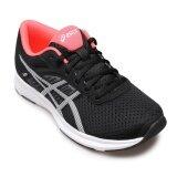 ส่วนลด สินค้า Asics Women รองเท้าผ้าใบ ผู้หญิง รุ่น Fuzor T6H9N9000 Black Snow Diva Pink