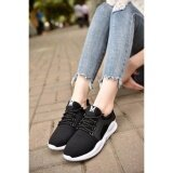 ขาย Astrid รองเท้า รองเท้าผ้าใบแฟชั่น รองเท้าผ้าใบผู้หญิงสีดำ รุ่น A013 Black ถูก กรุงเทพมหานคร