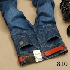 ขาย ของแท้กางเกงยีนส์กางเกงยีนส์ชายหนุ่มฤดูร้อนบางส่วนแบบยืดหยุ่น 810 นานาชาติ ใน จีน