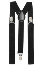 ราคา Azone Clip On Adjustable Unipants Y Back Suspender Braces Black Elastic Black Intl Unbranded Generic ออนไลน์