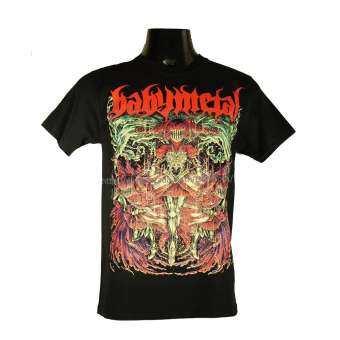 เสื้อวง BABYMETAL เสื้อยืดวงดนตรีร็อค เสื้อร็อค  BML1659 ส่งจากไทย