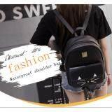 ทบทวน กระเป๋า กระเป๋าเป้ กระเป๋าสะพายหลัง Backpack No B01 Black Tb