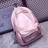 ขาย Bag Fashion กระเป๋าเป้สะพายหลังแฟชั่น สกรีนYoung รุ่น137 สีชมพู กรุงเทพมหานคร ถูก