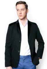 ส่วนลด B B เสื้อสูท Casual Suit With Velvet Black B B Menswear Fashion ใน ไทย