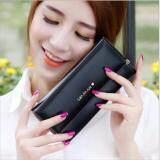ขาย Baobao Shop กระเป๋า กระเป๋าสตางค์ใบยาว กระเป๋าเงินผู้หญิง กระเป๋าสตางค์ ผู้หญิง รุ่น N0 0065 ถูก