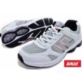 ขาย Baoji รองเท้าผ้าใบผู้ชาย Baoji Air รุ่น Bjm173 White Red ผู้ค้าส่ง