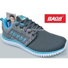 Baoji รองเท้าผ้าใบผู้หญิง Baoji รุ่นBjw276 Grey Dr Blue ถูก