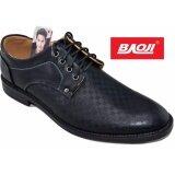 ซื้อ Baoji รองเท้าหนังผู้ชาย Baoji รุ่น Bk1064 Black ใหม่ล่าสุด