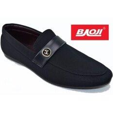 ขาย Baoji รองเท้าคัทชูชาย Baoji รุ่น Bk829 สีดำ Baoji ใน กรุงเทพมหานคร