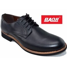 ซื้อ Baoji รองเท้าหนังผู้ชาย Baoji รุ่น Bx642 Black ถูก กรุงเทพมหานคร