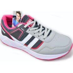 ขาย Baoji รองเท้าผ้าใบผู้หญิง Baoji รุ่นBjw278 Grey Rose กรุงเทพมหานคร ถูก