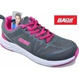 ราคา Baoji รองเท้าผ้าใบผู้หญิง Baoji รุ่นBjw299 Grey Rose ถูก