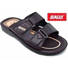 ซื้อ Baoji รองเท้าแตะผู้ชายBaoji รุ่น Pm922 Brown ถูก