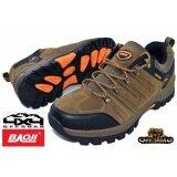 ส่วนลด Baoji รองเท้าผ้าใบผู้ชาย Off Road 4X4 รุ่น Bjm196 Brown Orange