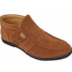 ขาย Baoji รองเท้าผ้าใบผู้ชายหุ้มข้อ Baoji รุ่น Bx635 Yellow Baoji เป็นต้นฉบับ