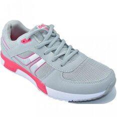 ซื้อ Baoji รองเท้าผ้าใบผู้หญิง รุ่น Bjw239 Lt Grey Rose ออนไลน์ ถูก