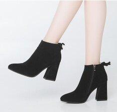 ส่วนลด รองเท้าบู๊ตมาร์ตินรองเท้ารองเท้าส้นสูงขัดรองเท้า จีน