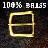 โปรโมชั่น Barel Jpn หัวเข็มขัด ทองเหลืองแท้ สำหรับสายเข็มขัดกว้าง 1 5นิ้ว Bb02