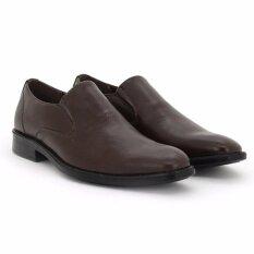 ส่วนลด Formal Special Bata รองเท้าผู้ชายคัชชู Men S Dress สีน้ำตาล รหัส 8514155 Bata