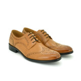 โปรโมชั่น Formal Special Bata รองเท้าหนังผู้ชายคัชชู Men S Dress Leather สีน้ำตาล รหัส 8244821 ถูก