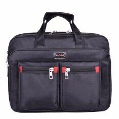 ขาย Bb กระเป๋าสะพาย สำหรับใส่เอกสารและโน๊ตบุ๊ค รุ่น 088 สีดำ ใน กรุงเทพมหานคร