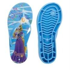 ความคิดเห็น รองเท้าแตะเด็กหญิง ลาย ราพันเซล รุ่น Bb 32 105 สีฟ้า