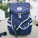 ส่วนลด Bb Bags กระเป๋าเป้สะพายหลัง สีน้ำเงิน รุ่น046 Bb ใน กรุงเทพมหานคร