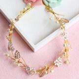 ขาย Beautiful Bride Handmade Crystal Alloy Tire Crown Wedding Jewelry Intl เป็นต้นฉบับ