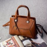 ขาย Beauty New Hot Selling Cow Leather Fashion Women Tote Bag Female Crossbody Shoulder Bag Brown Intl Unbranded Generic ผู้ค้าส่ง