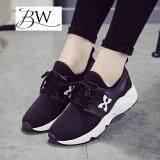 ทบทวน Beautywomen รองเท้าผ้าใบผู้หญิง สไตล์nmd รุ่น Logo X