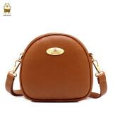 ขาย Beibaobao กระเป๋าใหม่มินิ สีน้ำตาล ฮ่องกง
