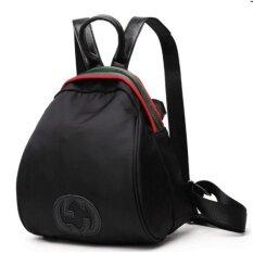 ซื้อ Best Fashion กระเป๋าเป้สะพายหลัง กระเป๋าสะพายหลังผู้หญิง Backpack Women Black ใน กรุงเทพมหานคร
