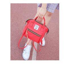 ราคา Best กระเป๋า กระเป๋าสะพายข้างสำหรับผู้หญิง No 01 Red Tb ออนไลน์