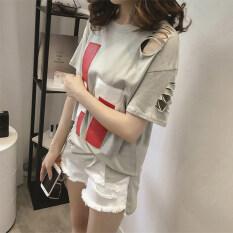 ซื้อ Bf เสื้อยืดบ้านเกาหลีผิดปกตินักเรียนหญิง 461 แสงสีเขียว ออนไลน์ ฮ่องกง