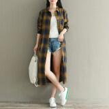 ส่วนลด Bf เสื้อผ้าแฟชั่น เสื้อเกาหลีเสื้อแขนยาวหญิงฤดูร้อน สีเหลือง ฮ่องกง
