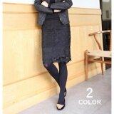 Black Lace Skirt กระโปรงผ้าลูกไม้สีดำ เอวยางยืด ใน กรุงเทพมหานคร