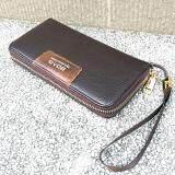 ขาย Bogesi กระเป๋าสตางค์หนังแท้ใบยาว รุ่น B005 7 1 สีน้ำตาล เป็นต้นฉบับ