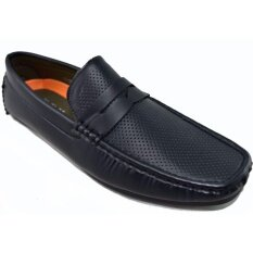 ขาย Bok รองเท้าหนังแบบสวมผู้ชาย รุ่น Bok225 Black