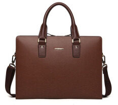 ราคา ราคาถูกที่สุด Bostanten บัญชีธุรกิจคนส่งกระเป๋าเอกสารกระเป๋าถือกระเป๋าสะพาย Crossbody กาแฟ ระหว่างประเทศ
