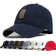 แบรนด์กอล์ฟโลโก้หมวกเบสบอลชายหญิงกระโปรงกีฬาลำลองกลางแจ้งหมวกสำหรับชายหมวกดำ - นานาชาติ.